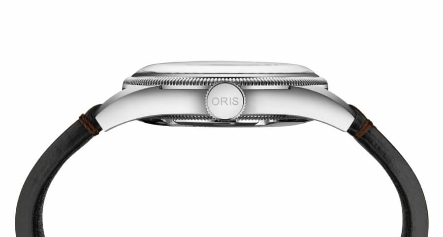 oris big crown limited edition slim line case