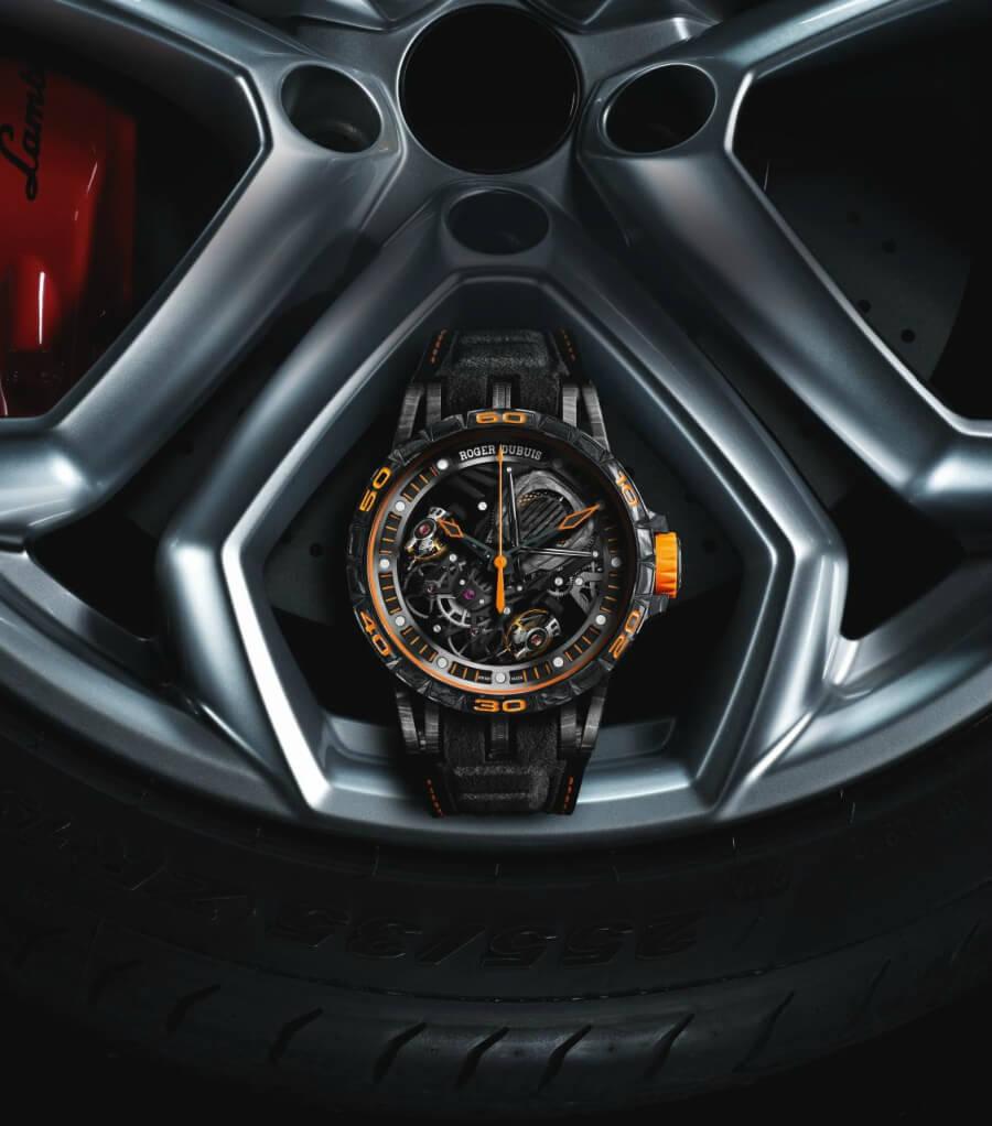 Roger Dubuis Excalibur Aventador S