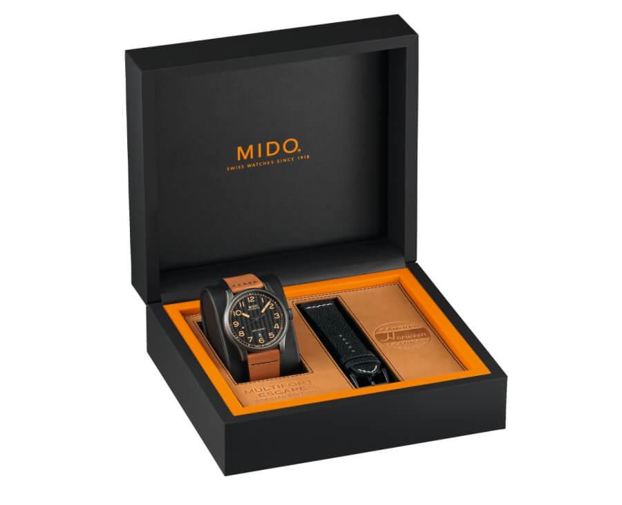 Mido Box Presentation