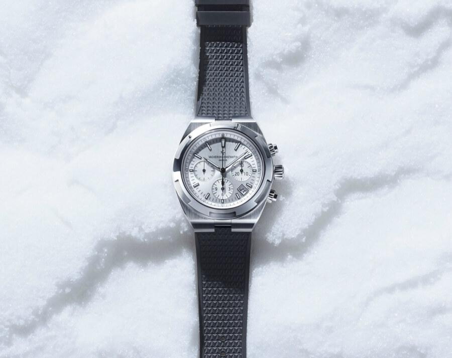Review Vacgeron Constantin Overseas Chronograph