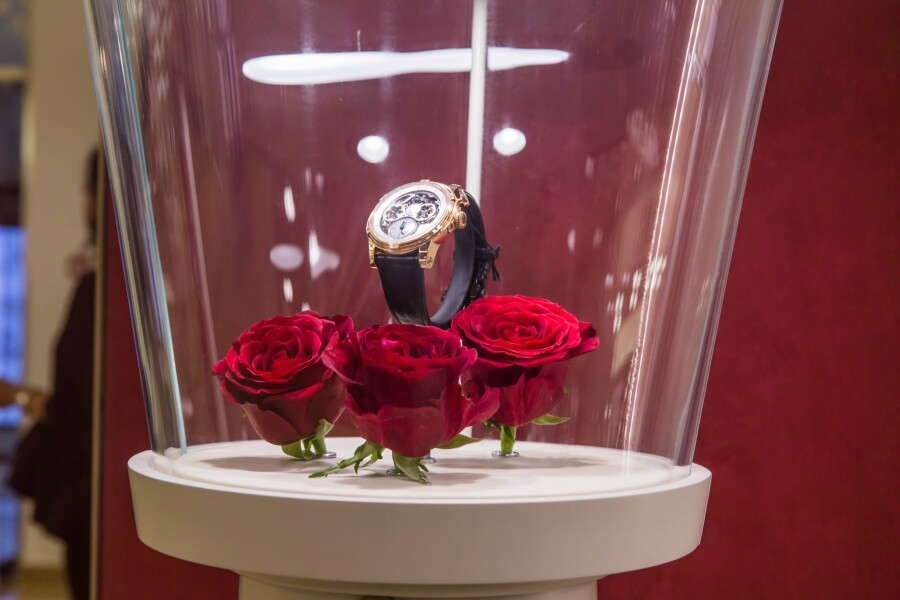 Louis Moinet Showcase