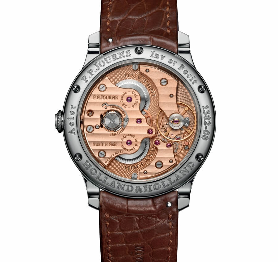 F.P. Journe Chronometre Movement