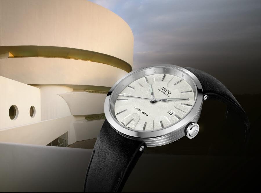 Mido Guggenheim Museum New York