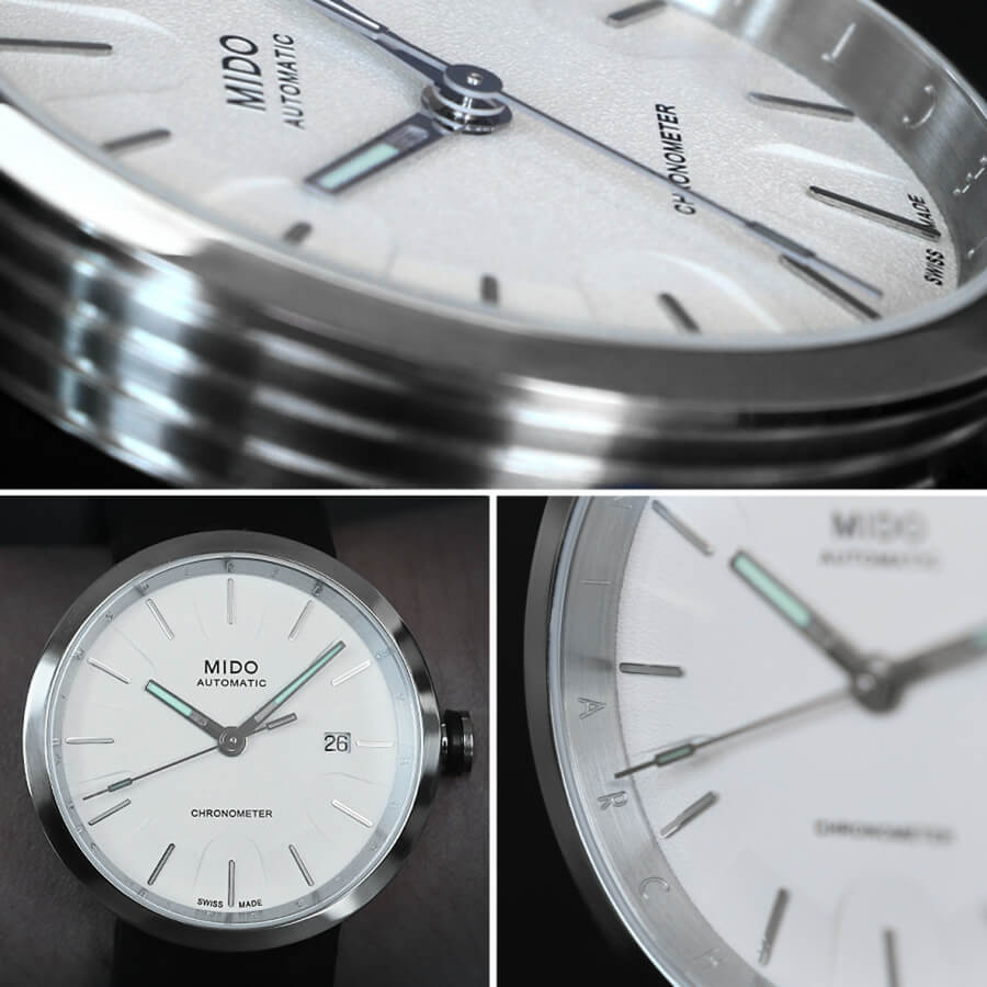 Mido Automatic White Dial
