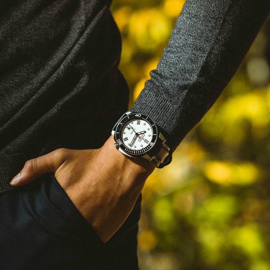 Anonimo Nautilo Watch Review