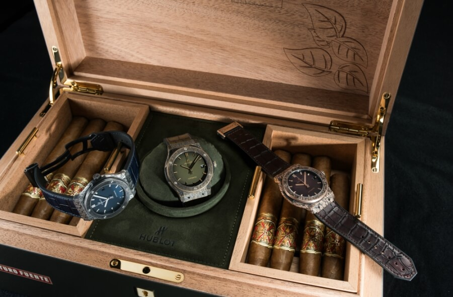 Hublot Classic Fusion Fuente Limited Edition Watch review
