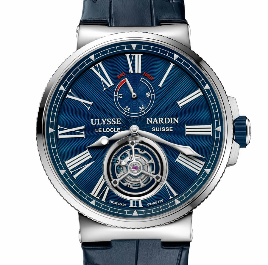 Ulysse Nardin Marine Watch Review