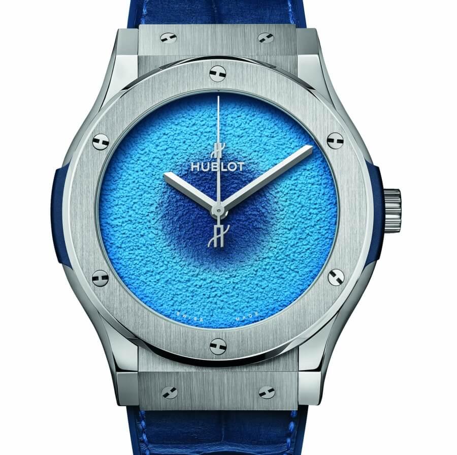 Hublot Blue dial