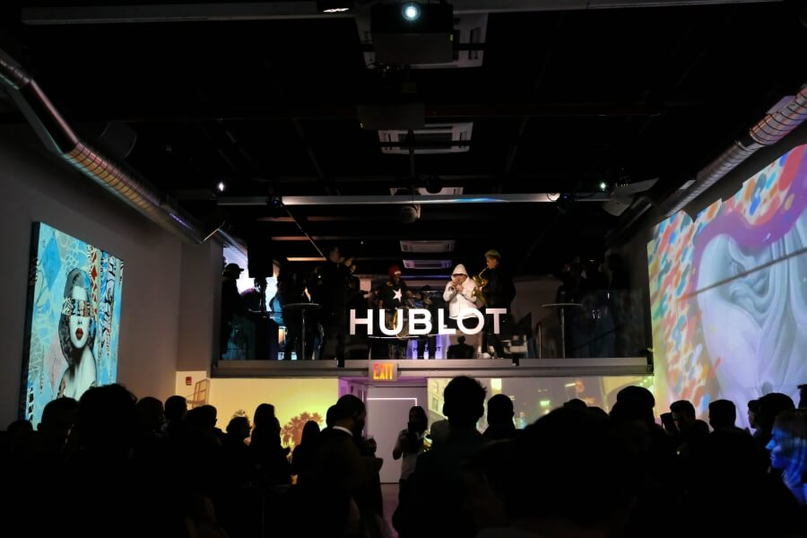 Hublot New York Party