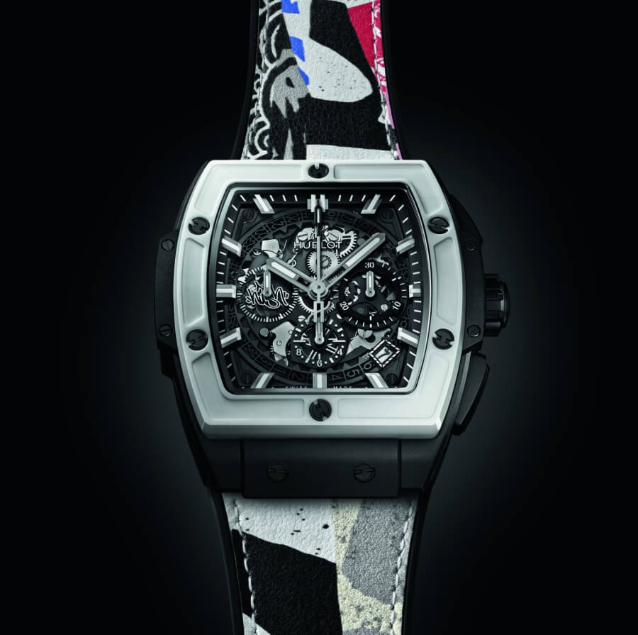 The New Hublot Men Watch