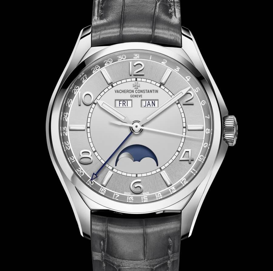Vacheron Constantin FIFTYSIX complete calendar with precision moon phase