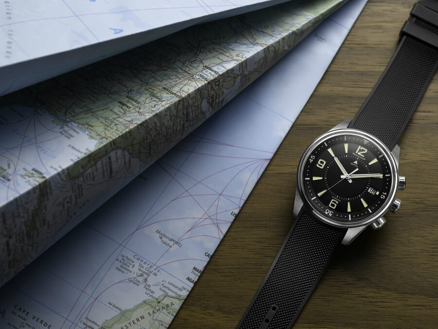 The New Jaeger-LeCoultre Polaris