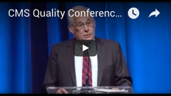 Video overview of the plenaries and reflections from Day 3 of the 2016 CMS Quality Conference.