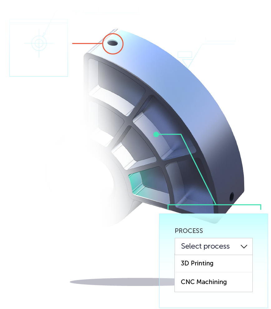 Fictiv manufacturing platform