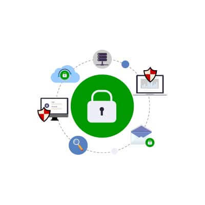 network lock with email