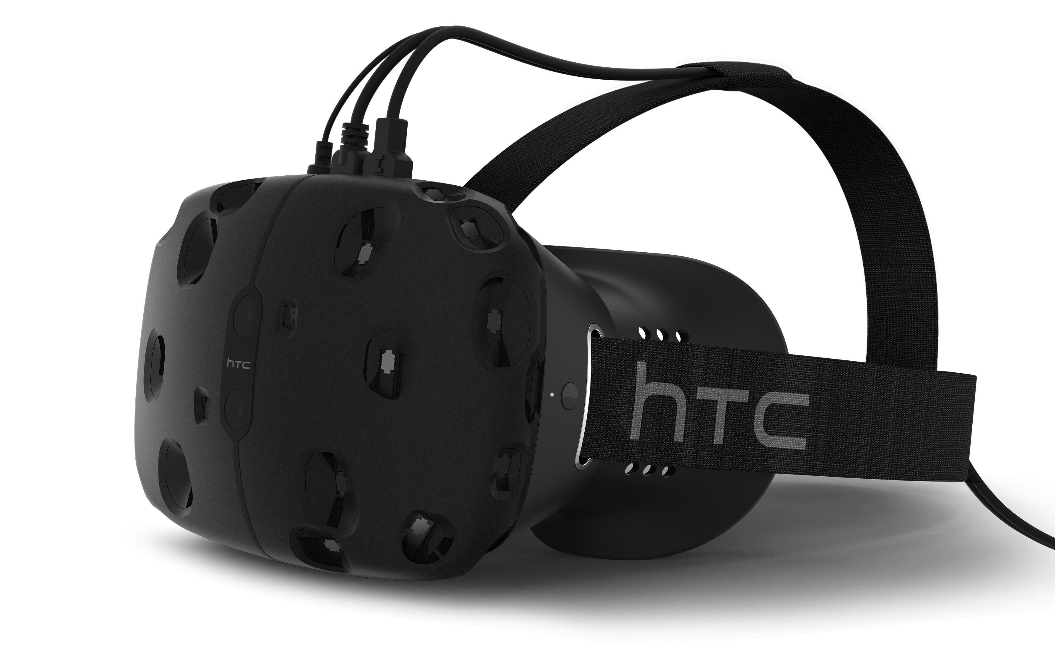 Pilcrow HTC Virtual Reality