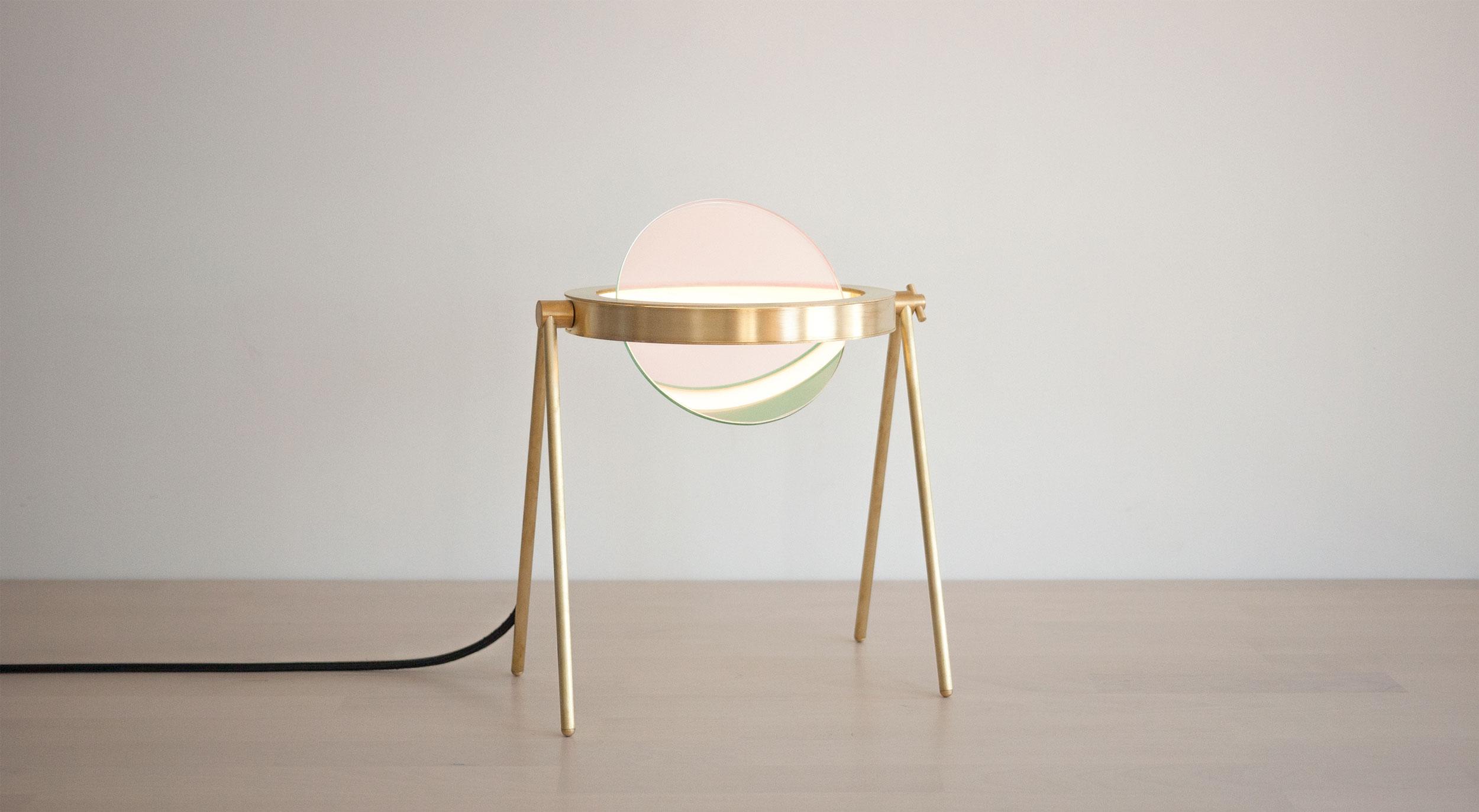 Janus Table by Trueing