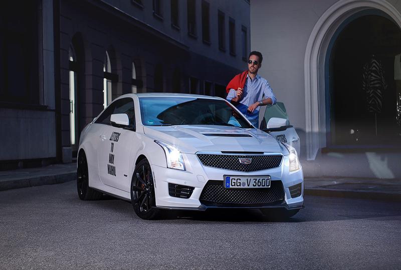 München im Cadillac - MRM//McCann schickt Influencer auf Entdeckungsreise durch Bayern