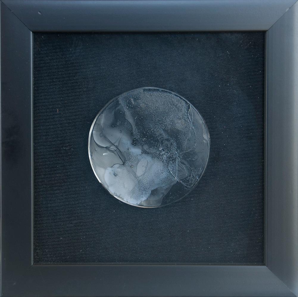 Flattened Sphere in Box #1