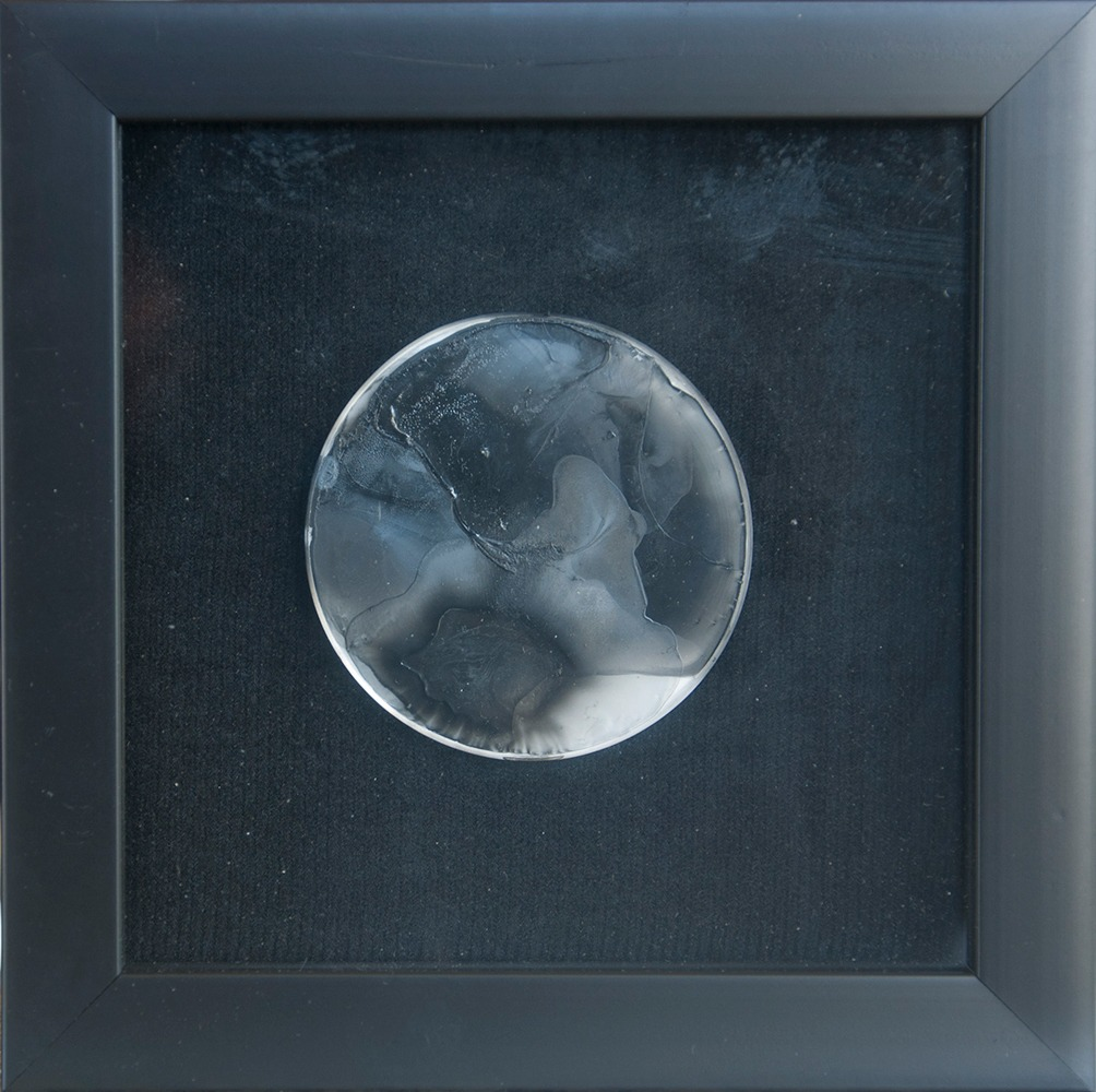Flattened Sphere in Box #2