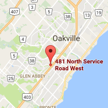 we are in oakville