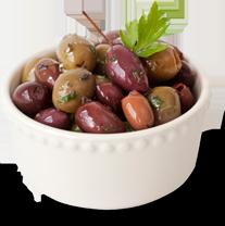 Olives Footer Image