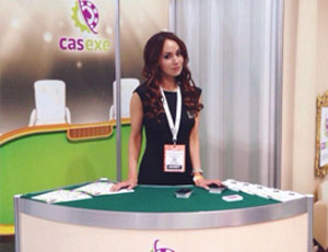 Стенд компании Casexe