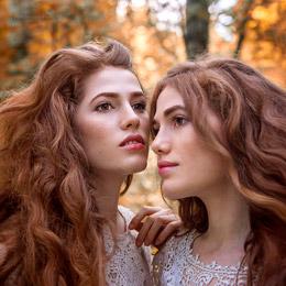Елизавета и Полина