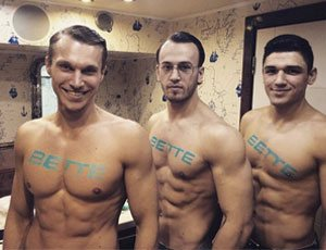 Презентация новых ванн компании BETTE
