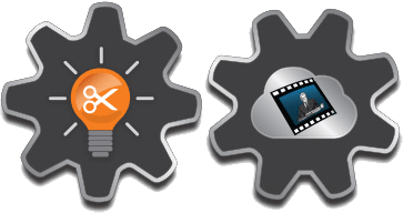 Intelligent auto-clip and auto-share in the cloud
