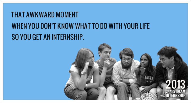 SnapStream interns
