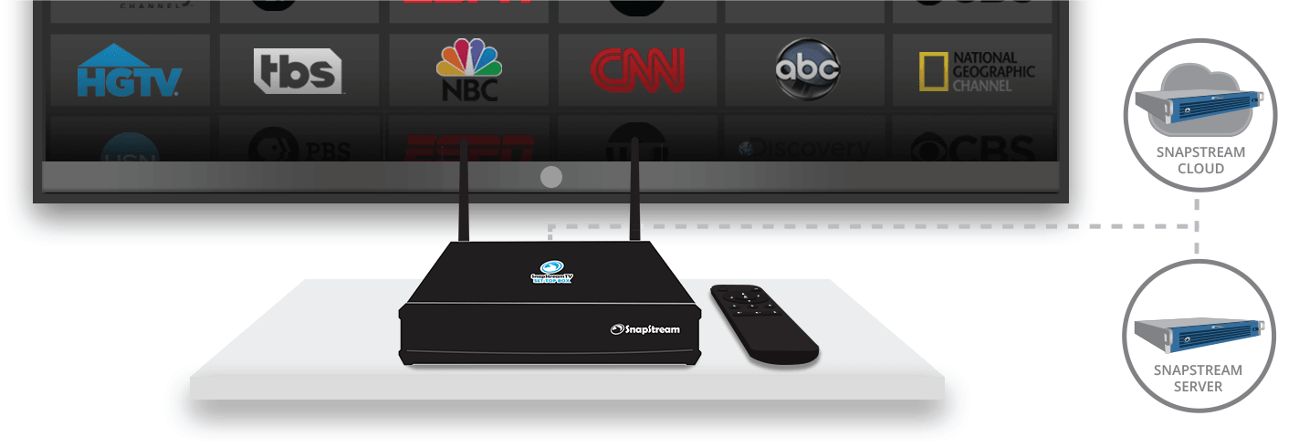 SnapStream TV Set-Top Box