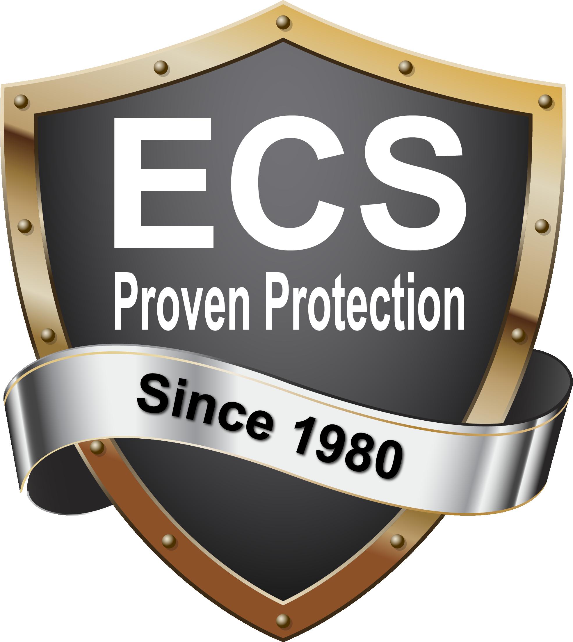 Small ECS Logo