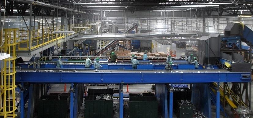 Stockton CA facility