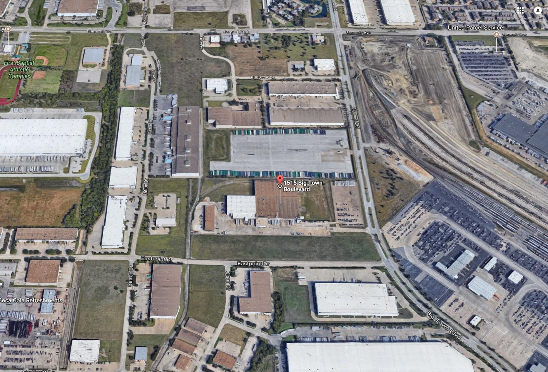 ECS Mesquite TX Location
