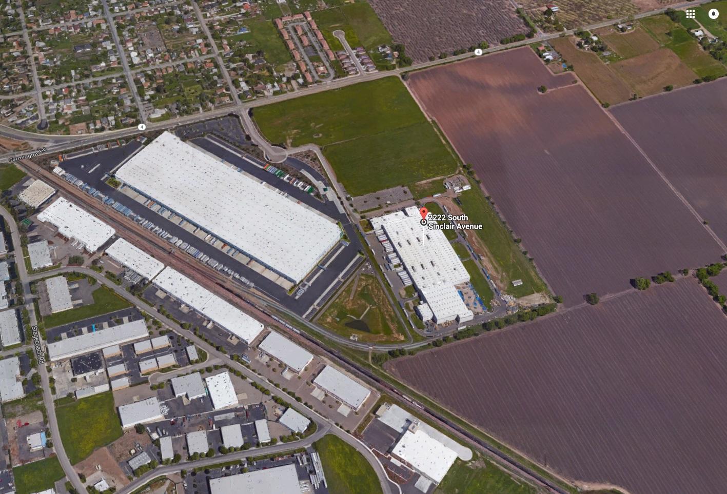 ECS Stockton CA Location
