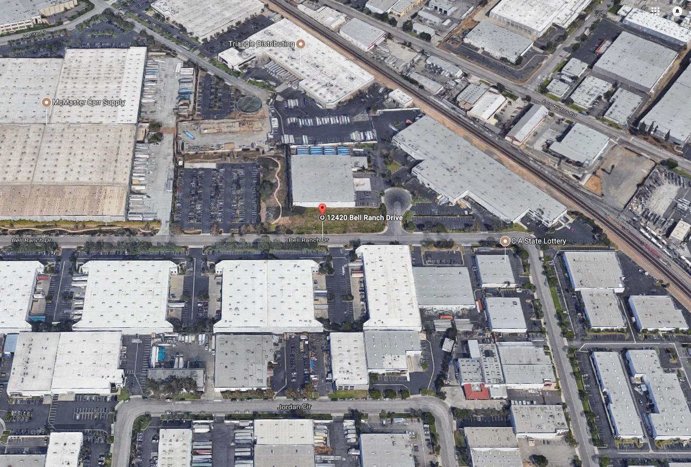 ECS Santa Fe Springs Location