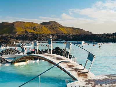 Reykjavik and Blue Lagoon