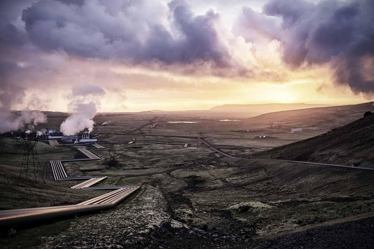 Hellisheiði Geothermal