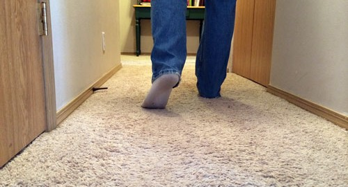 carpet buckling - carpet steam cleaning