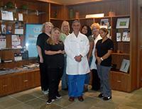 David V. Martini, MD, FACS and Office Staff