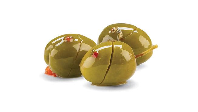 Whole Sicilian Style Olives Image