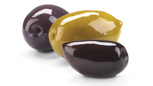 Organic Whole Medley Olives Image