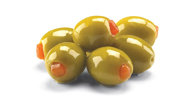 Stuffed Manzanilla Olives Image
