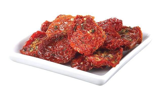 Seasoned Sundried Tomatoes Image