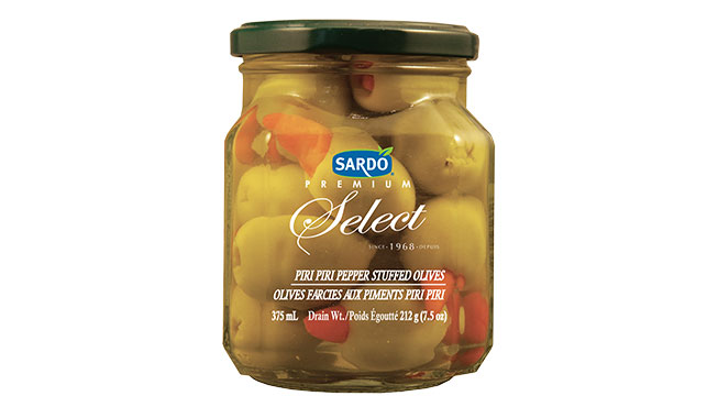 Piri Piri Stuffed Olives 375 mL