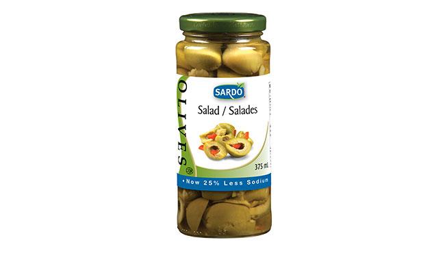 Salad Olives Image