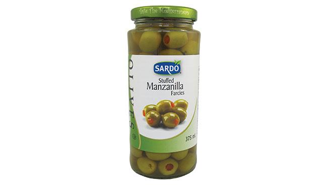 Stuffed Manzanilla Olives Image