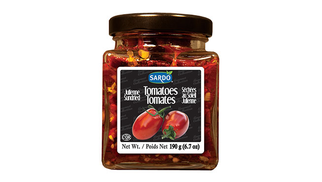 Sundried Tomatoes Julienne 190 g