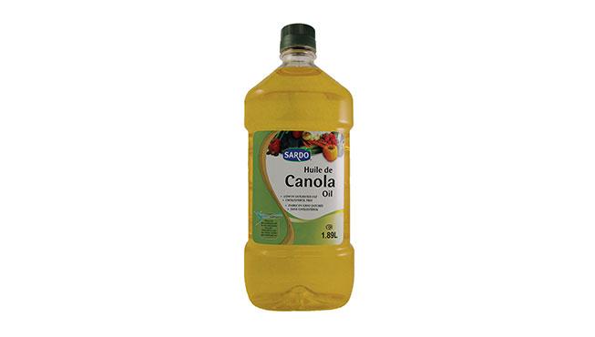 Canola Oil 1.89 L